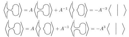 Reidemeister 1 Calculation